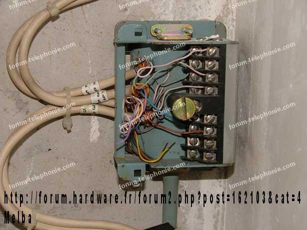 immeuble cable téléphone façade comment faire