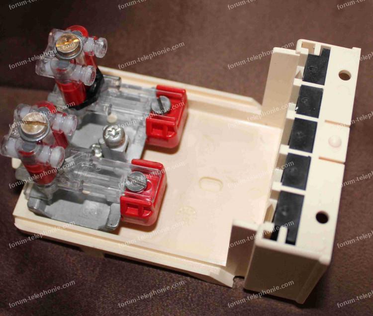 boitier téléphonique RP2