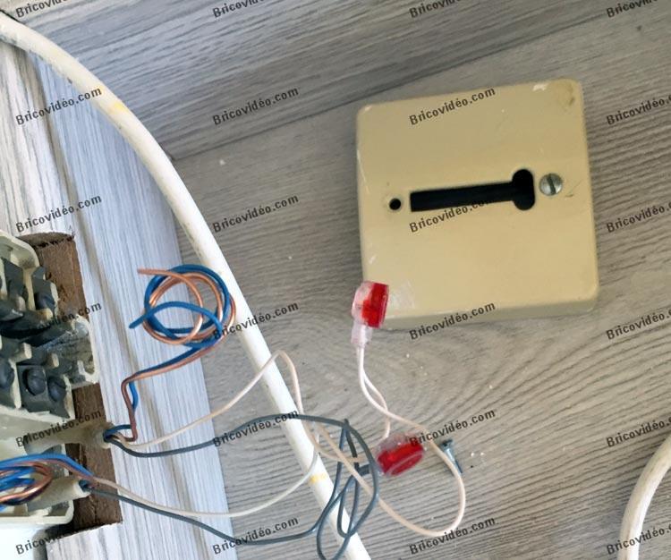 coupure câble ligne téléphonique
