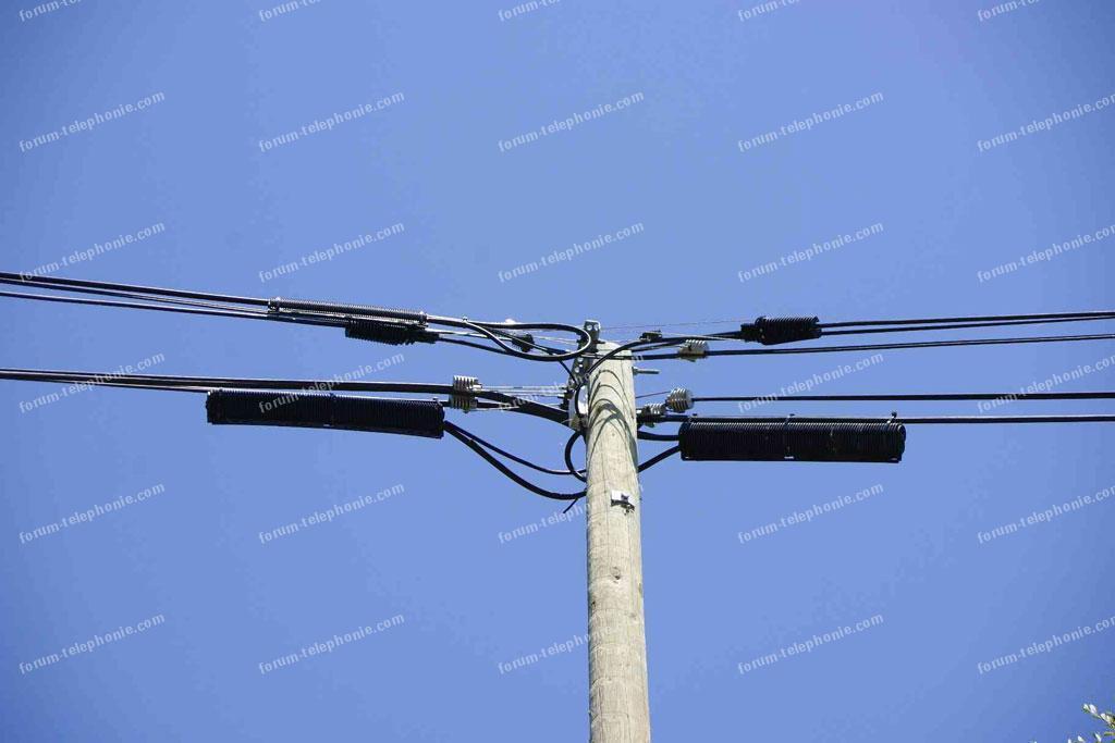 identification dispositif réparation télécom