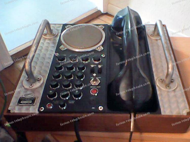 problème câblage téléphone vintage