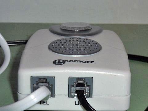 Sonnerie extérieure Box ADSL